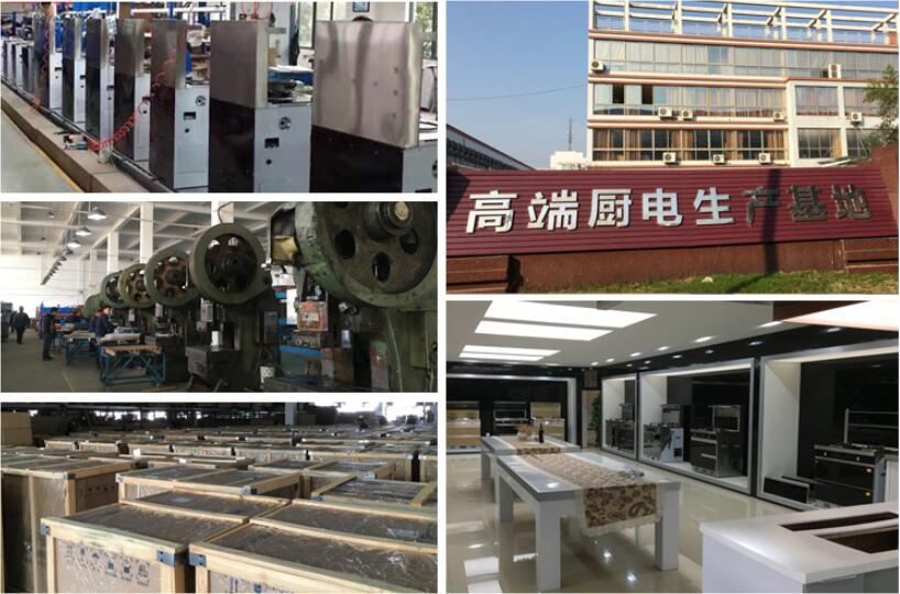 华太集成灶进驻河南郑州商场