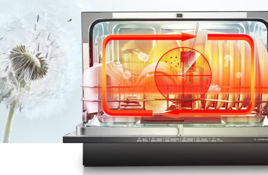 华太电器告诉您什么品牌的洗碗机好!